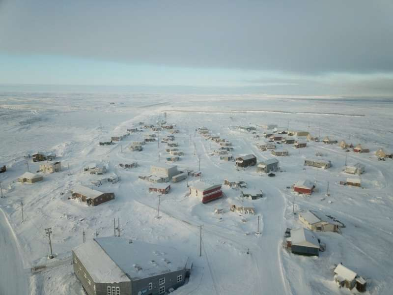 Community - Chesterfield Inlet